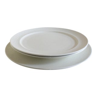 Villeroy & Boch Sedona Porcelain Plates - Set of 3