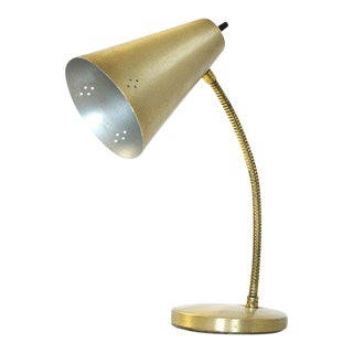 Atomic Adjustable Gooseneck Lamp