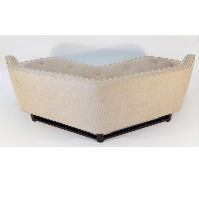 Edward Wormley Angular Sofa - Image 7 of 7