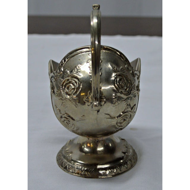 Silver Plated Sugar Dispenser - Image 6 of 6