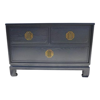 "Asian Style ""Davis Cabinet Furniture "" Low Dresser"