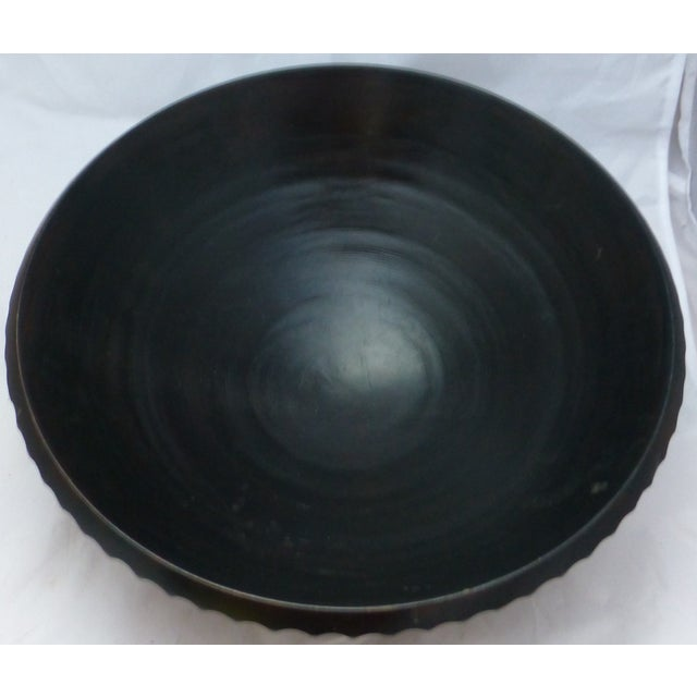Vintage African Senufo Wood Bowl - Image 3 of 5