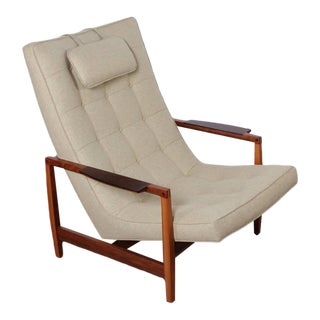 Rare Lounge Chair by Kipp Stewart for Directional
