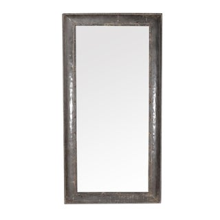 Industrial Iron Rivet Mirror Frame