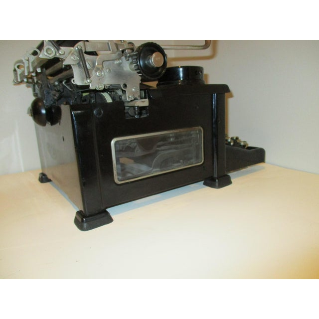 Vintage Royal Typewriter With Glass Side Panels - Image 11 of 11