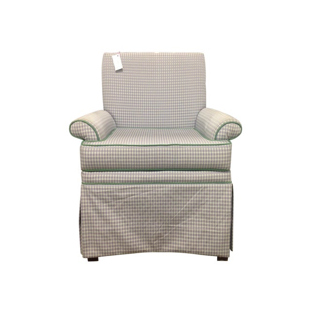 1950s Club Chair - Image 1 of 8
