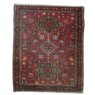 RugsinDallas Persian Karajeh Wool Rug - 2′5″ × 3′
