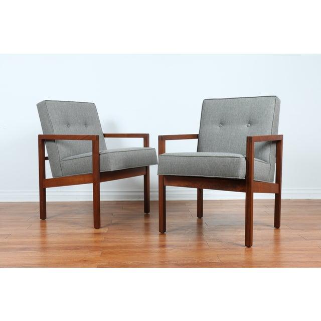 Image of Danish Office Chairs - Pair