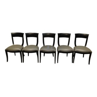 Century Furniture Phyfe Dining Chairs - Set of 5