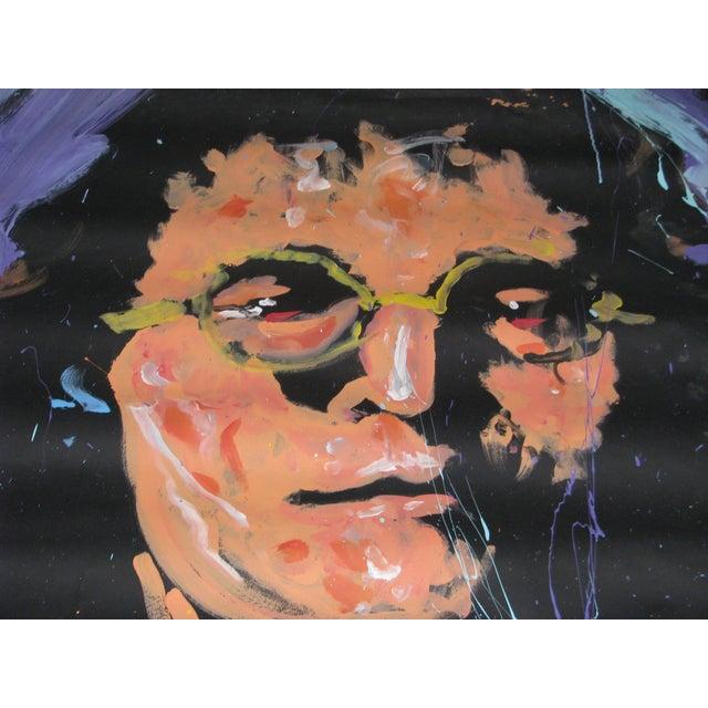 Original Denny Dent Painting - John Lennon - Image 3 of 5