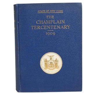 'The Champlain Tercentenary' Book by Henry Wayland Hill