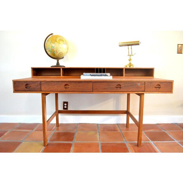 Jens Quistgaard for Lovig Flip-Top Desk - Image 3 of 11