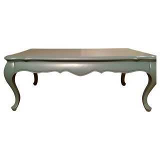 Paris Grey Chalk Painted Coffee End Table