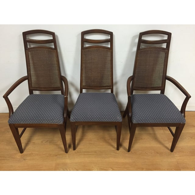 Mid Century Dining Chairs - Set of 6 - Image 9 of 11