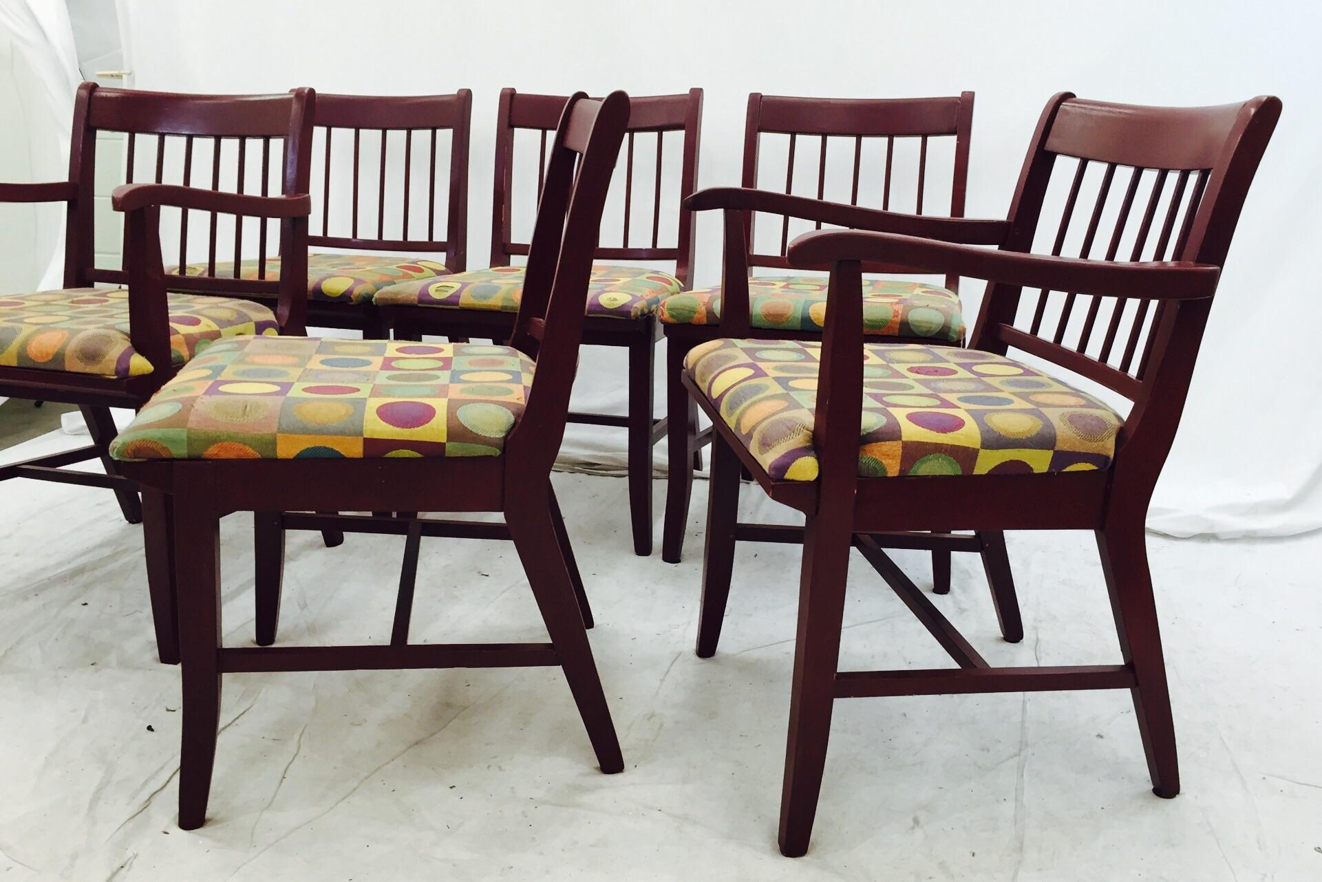 Vintage Mid Century Drexel Dining Table amp 6 Chairs Chairish : 624e2d63 5350 4c6d b8e3 a7d928575a27aspectfitampwidth640ampheight640 from www.chairish.com size 640 x 640 jpeg 51kB