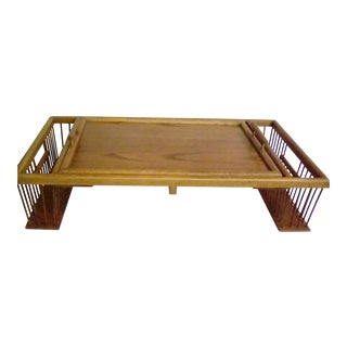 Vintage Breakfast Bed Tray