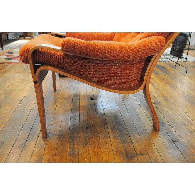Norwegian Modern Lounge Chair - Image 7 of 11