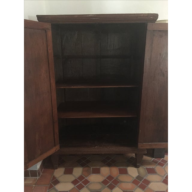 Dutch Colonial Style Armoire - Image 6 of 7