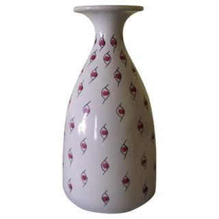 1960's Italian Eyeballs Vase by Raymor