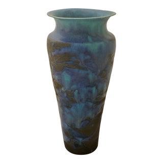 Mid-Century Japanese Studio Art Pottery Vase