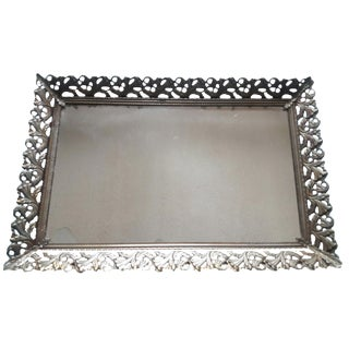 Filigree Vanity Tray