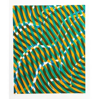 Stanley Hayter, Untitled 1, Silkscreen
