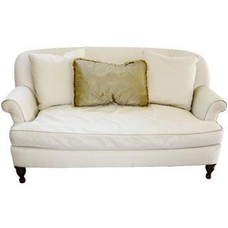 Century Furniture Sofa in Wheat-Bisque
