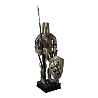 Crusader Knight Authentic Full Size Replica Jousting Suit of Armor