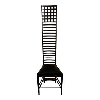 Hill House by Charles Rennie Mackintosh Ladderback Chair