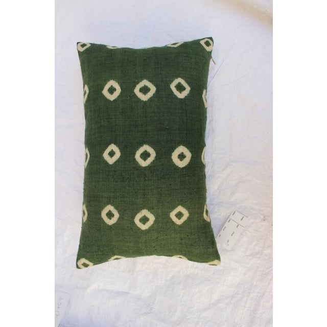 Tie-Dye Woven Linen Pillows - Pair - Image 4 of 7
