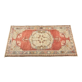 "Bellwether Rugs Vintage Turkish Oushak Rug - 2'10"" x 5'5"""