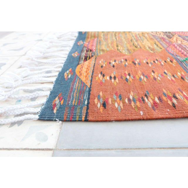 "Aknif Moroccan Rug - 2'1"" x 3'6"" - Image 4 of 4"