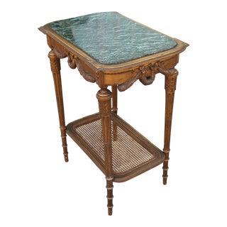 Antique Italian Center Table