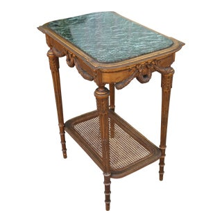 Antique Italian Center Table