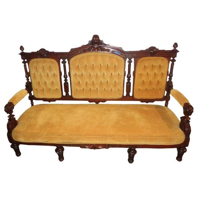 Edwardian Sofa - Image 1 of 4