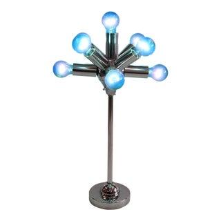 Stylish Mid-Century Sputnik Table Lamp