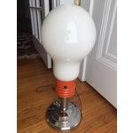 Image of Vintage 1970s Lightbulb Lamp