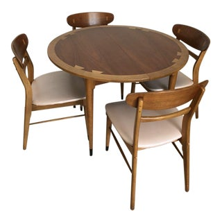 Lane Acclaim Table & Four Chairs