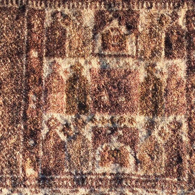Image of Baluchi Persian Rug - 2′10″ × 4′6″