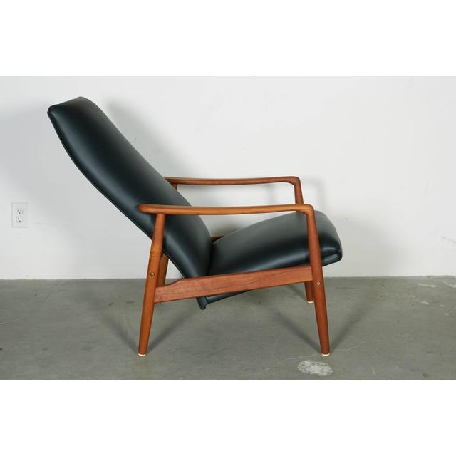 Danish Recliner Chair by Soren Ladefoged - Image 3 of 7