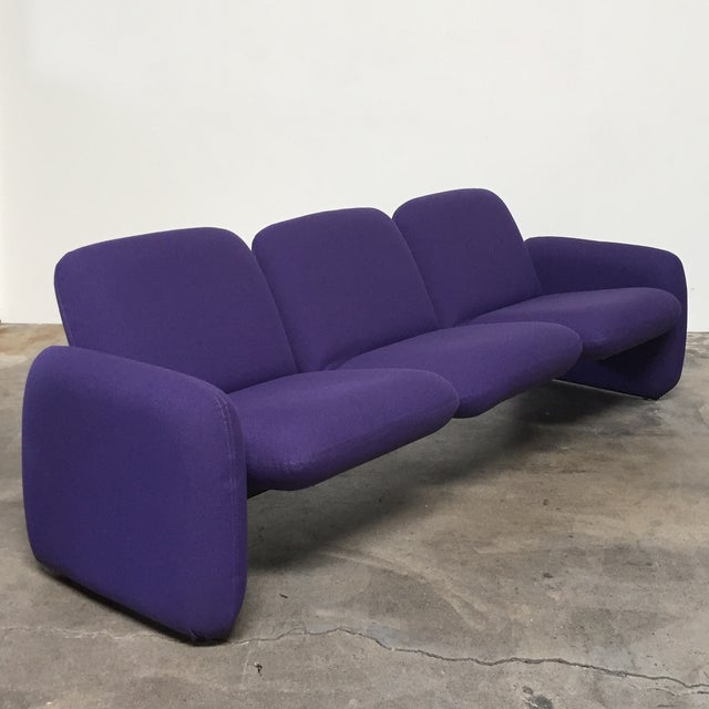 Image of Herman Miller Modular Chiclet Sofa by Ray Wilkes