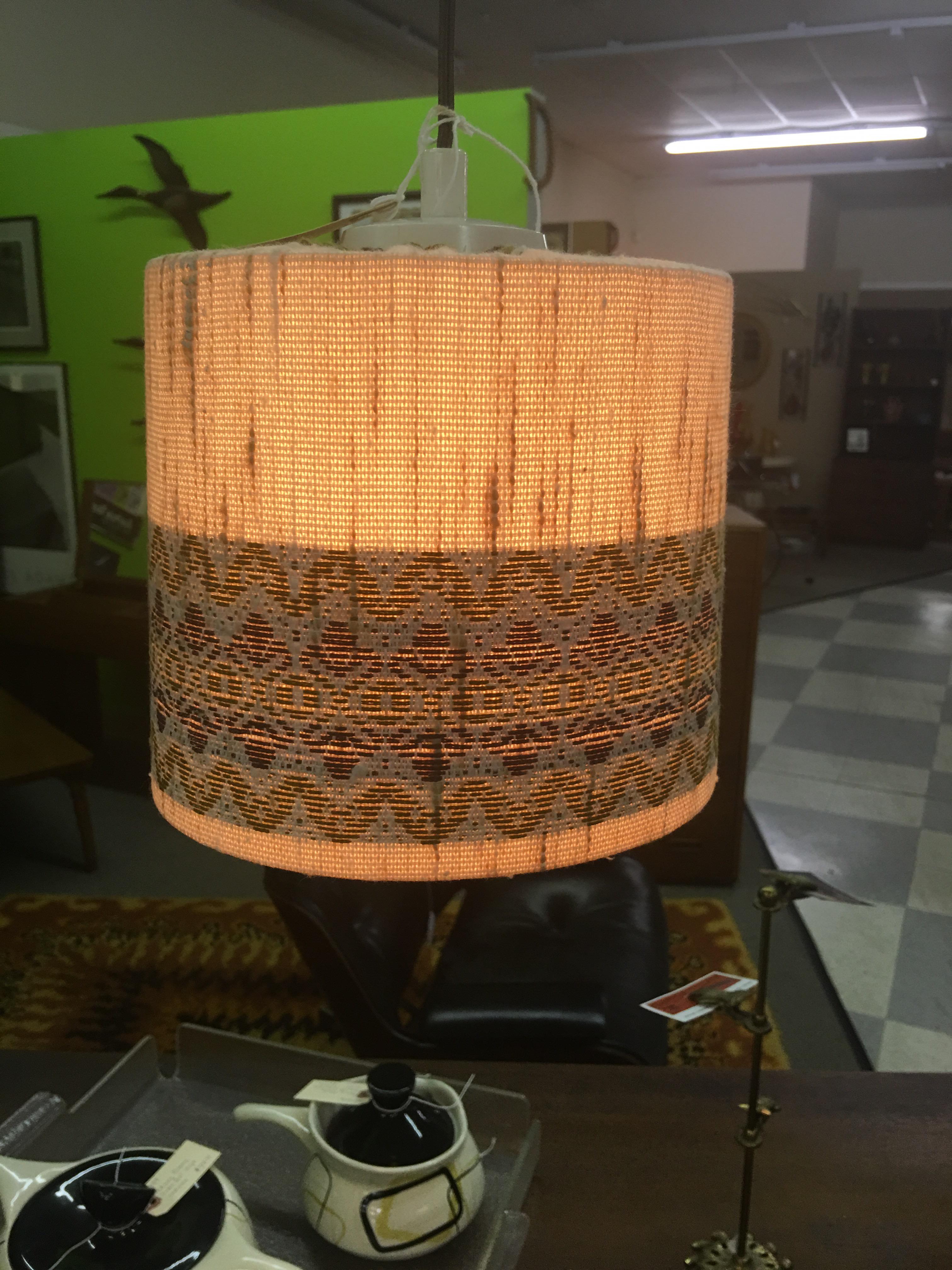 Vintage Teak Swing Arm Scissor Lamp Chairish