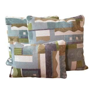 Clarence House Art Deco Pillow Set - 3