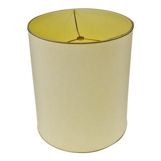 Vintage Stiffel Drum Lamp Shade