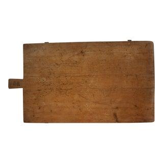 Vintage German Breadboard