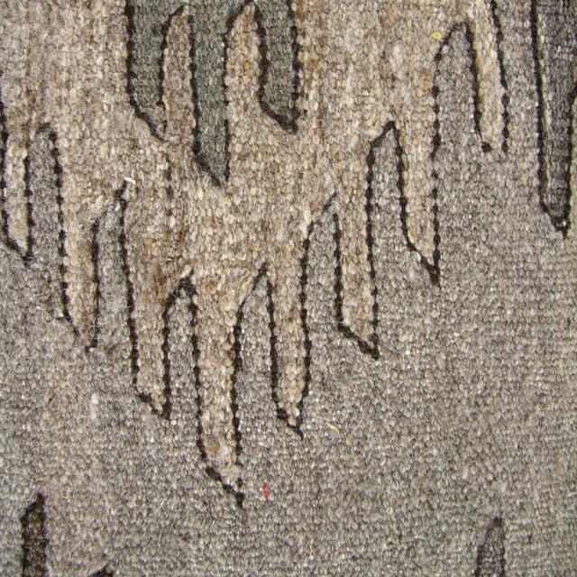 Rug & Relic Kilim Flatweave Natural, No Dye - Image 3 of 3