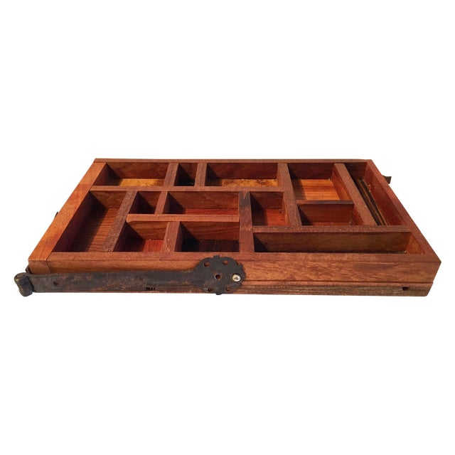 Image of Rustic Industrial Drawer