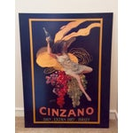 "Image of Leonetto Cappiello ""Cinzano"" "" Art Print on Canvas"
