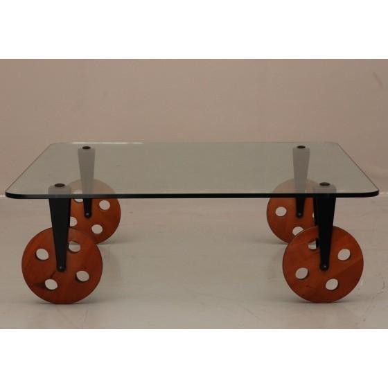 Glass Coffee Table By Gae Aulenti For Fontana Arte Chairish