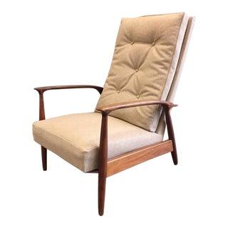 Milo Baughman Reclining Lounge Chair